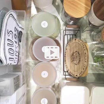 【100均】キッチン収納