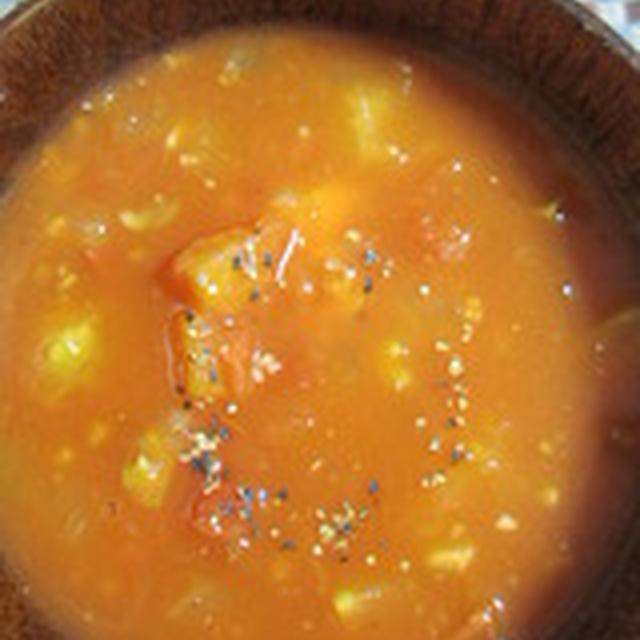 「トマトスープ」