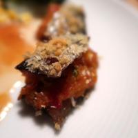 秋刀魚のイタリアンパン粉オーブン焼き