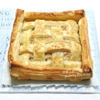 ◼️GABANスパイスと旬の食材で楽しむ秋レシピ♡クローブ香る爽やかアップルパイ