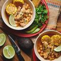 メキシカンなスープ、ポソレ|クーラーで実は身体冷えてませんか? by ニーナさん