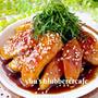 驚くほど柔らかい鶏胸肉の秘密♡甘辛チキン