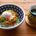 20分でビビンバと韓国風スープができる!