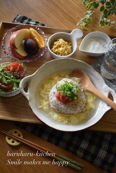 【レシピ】あと一品に!水菜とトマトのしらすサラダ✳︎簡単✳︎副菜…テレビ電話。