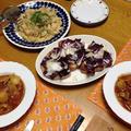 ほろ苦い味の野菜が美味しくなってくる季節!トレビスのブルスケッタ&タプナード風グリル、牡蠣とほうれん草のリゾット、ラム肉の卵レモン煮など
