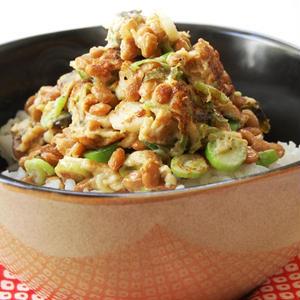 5分で作る!「納豆&卵」が主役の丼ぶりレシピ