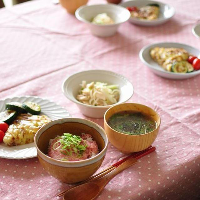 ひき肉とジャガイモのチーズガレットと柚子胡椒サラダ、子ども料理教室更新しましたー