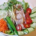 豚の冷しゃぶサラダ by KOICHIさん