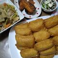いなり寿司祭り♥めちゃんこ簡単なチャプチェ