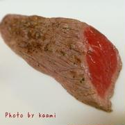 牛たたき(基本)