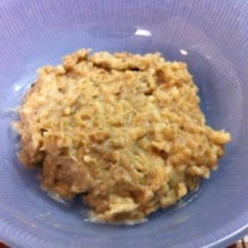 米粉のバナナミール