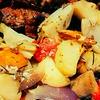 野菜のオーブン焼き