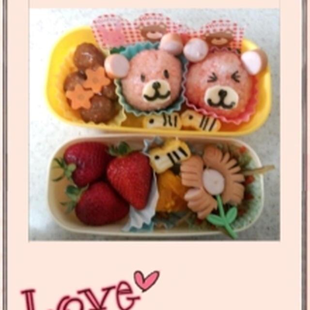 幼稚園スタート~お弁当