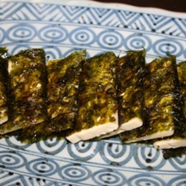 キムチ風味韓国海苔チーズ