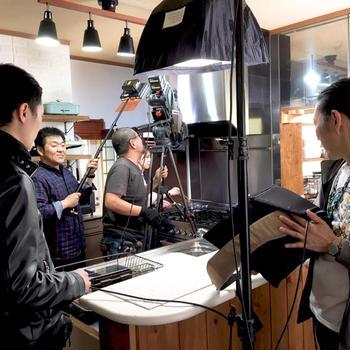 【撮影】きょうの料理 と 新しいメンバー