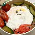 【お弁当】リクエスト弁当/野菜たっぷり!!!焼きそば