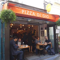 ボン・マルシェ近くで美味しいパスタを「PIZZA DI GIO」