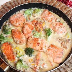 お魚をごちそう仕上げに♪まろやかリッチな「クリーム煮」レシピ
