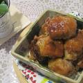 高野豆腐の豚肉巻き〜焼き肉たれ味〜