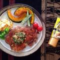 [レシピ]晩ご飯に迷ったら‼︎鶏もも肉のソテー♡簡単ねぎ塩レモン味☺︎
