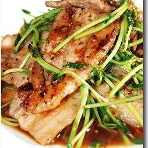 節約食材のレパートリーを増やそう!「豆苗」を使った中華風レシピ