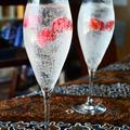 Mischief cherries しゅわしゅわぁ ノンアルコール&ミントリキュールカクテル by 青山 金魚さん