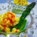 春色♪アスパラのミモザサラダ by みぃさん