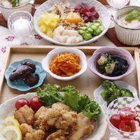 今さらながらの茶わん蒸しと和食の日