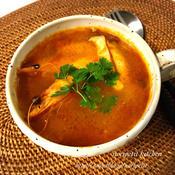 超簡単 トムヤム春雨スープ