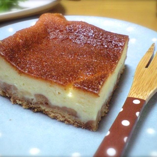 小岩井 生乳100%ヨーグルトで水切りヨーグルトチーズケーキ