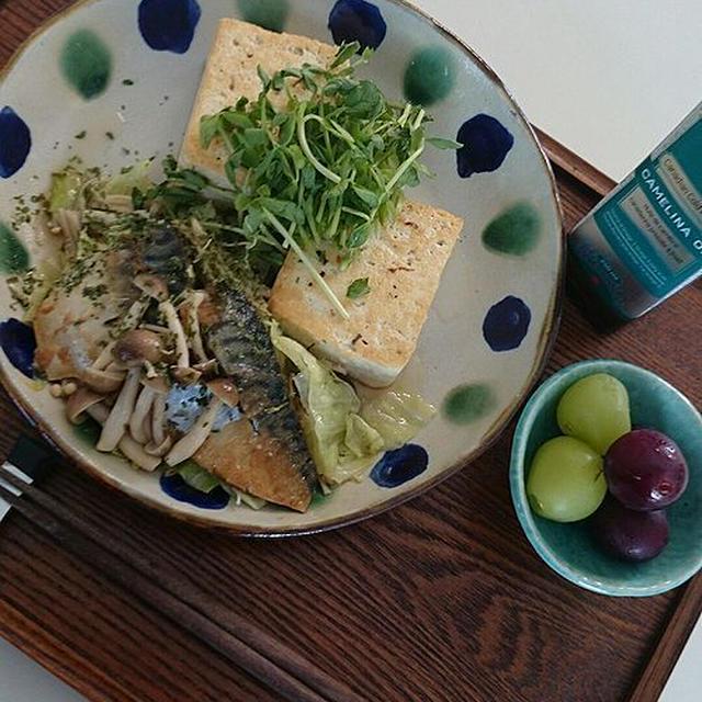 カメリナオイルと豆腐で美活ダイエット♪