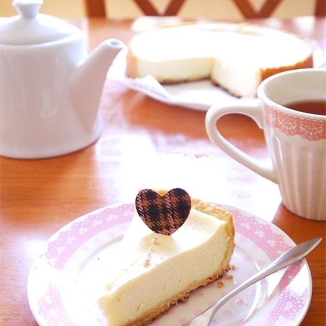 無水鍋deチーズタルトケーキ♪(レシピつき)