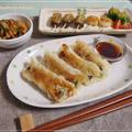 えのき・野菜たっぷりなしそ梅棒餃子 by strawberry-macaronさん