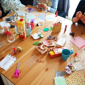 【Food×Origami】一周年記念イベント開催しました!❤お料理&折り紙教室♡