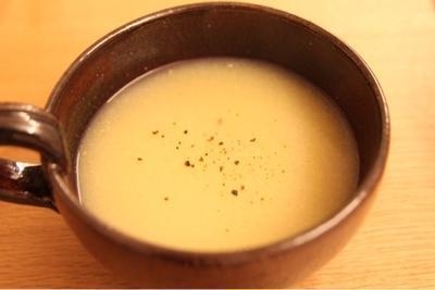 パパッと簡単!中華風コーンスープ