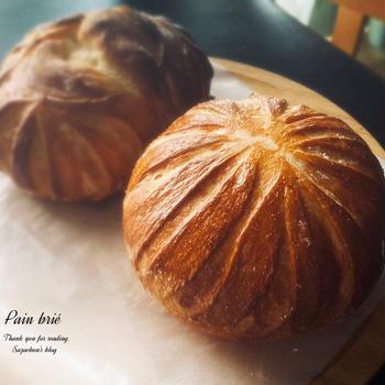 パンブリエ・ミルクパン