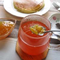 クーラー冷えの方に!瓶入り柚子茶でササッと簡単!ホッとひと息!柚子紅茶♪