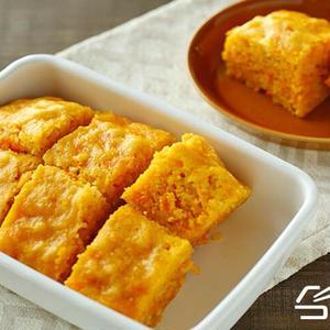 朝ごはんやおやつに♪栄養たっぷり「にんじん蒸しパン」レシピ