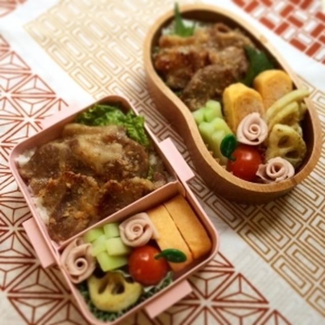 豚肉の味噌粕漬け焼き弁