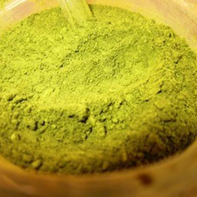 「ひきっ粉」で手作り健康茶♪