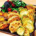おかわり必須、チーズとソースが濃厚美味しい「野菜のピカタ」の作り方。