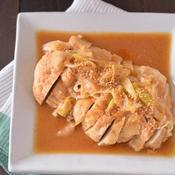 鶏むね肉のスパイシー中華風