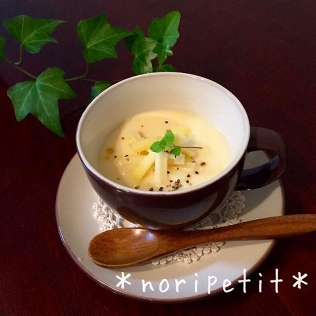 加熱3分♡チーズとろぉーり♡めちゃウマ洋風茶碗蒸し♡と塩バニラ&キャラメルソース