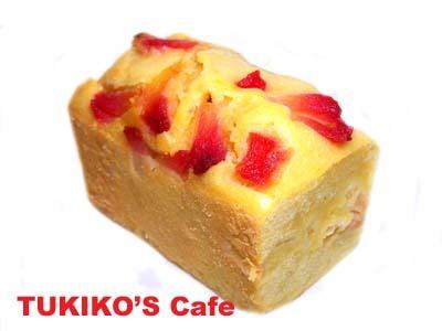 犬用ケーキレシピ【紅玉パウンドケーキ】