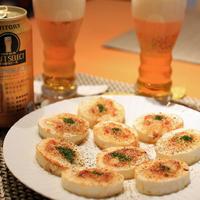サントリークラフトセレクト と 長芋のマヨチーズ焼き