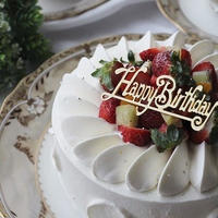 6歳のHappy Birthday!!