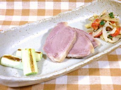 >伯方の塩で、簡単やわらか茹で塩豚♪ by garakoさん