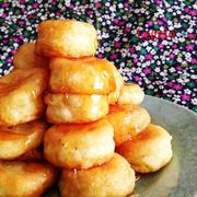 ヘルシーおやつ♪「揚げないドーナツ」レシピ