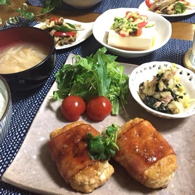 ワンボール放置で超簡単!白菜とツナの生姜和え♪…来週から始まります