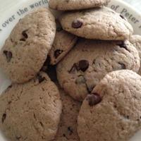 オールスパイスでさくほろチョコクッキー♪